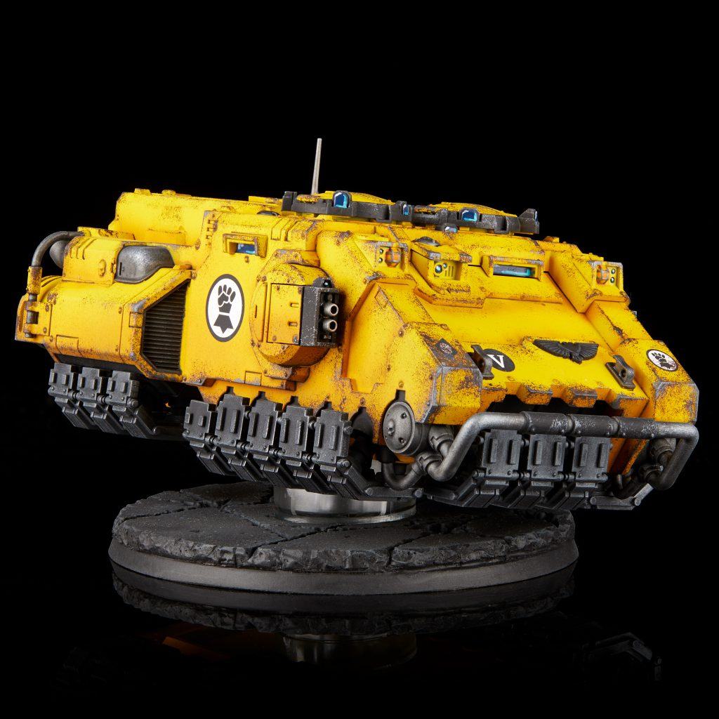 Imperial Fists Impulsor