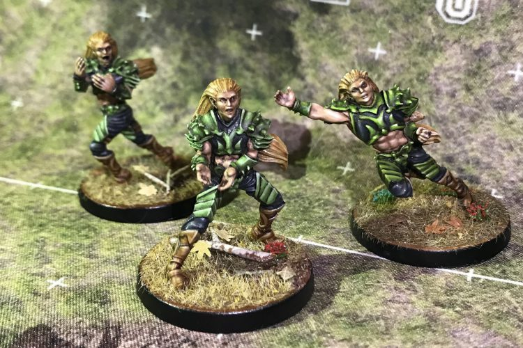 Wood Elf Catchers - Painted by JimboDeany