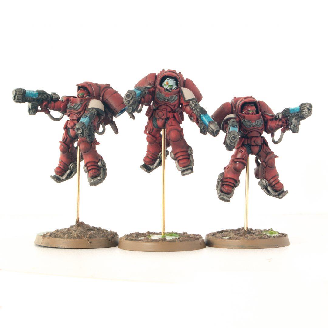 Ruleshammer: Codex Space Marines