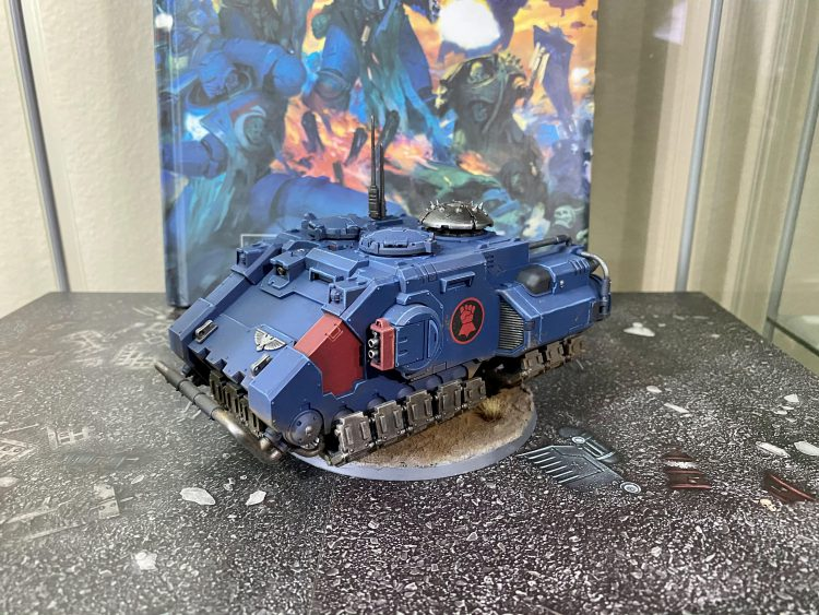 Crimson Fists Impulsor