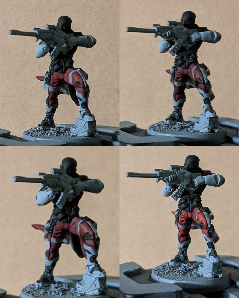 HTPE Nomads Red Step by Step