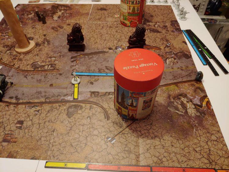 Fallout Measuring Sticks