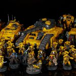 Jack's 2020 Imperial Fists Army