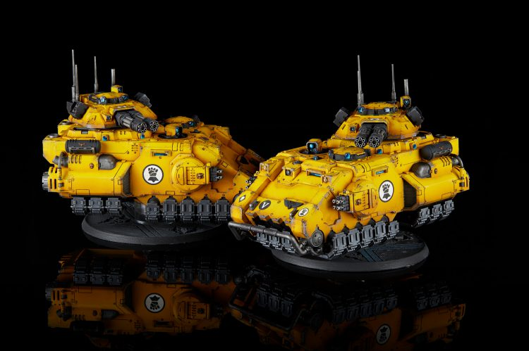 Imperial Fist Gladiator Reapers