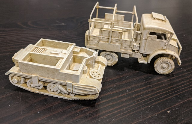 North Africa vehicle highlight