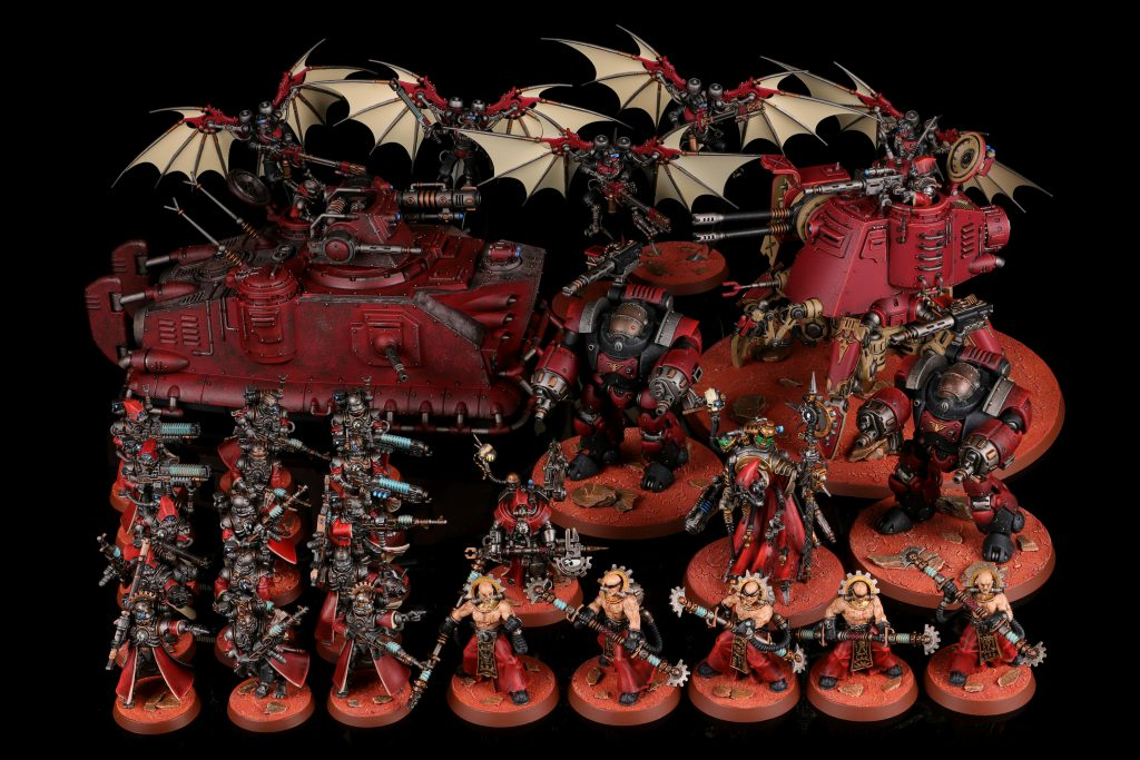 Adeptus Mechanicus First Army