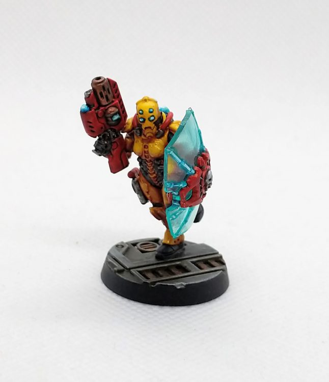 Van Saar Necromunda Prime Murder Hornets