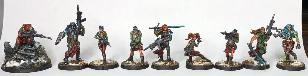 Ariadna - Caledonian Highlanders