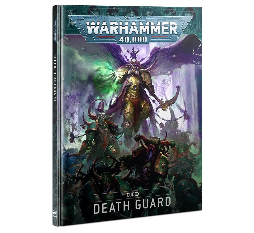 FAST FREE SHIP Death Guard Plagueburst Crawler New Warhammer 40k