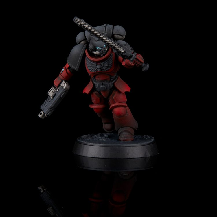 Flesh Tearer Assault Intercessor