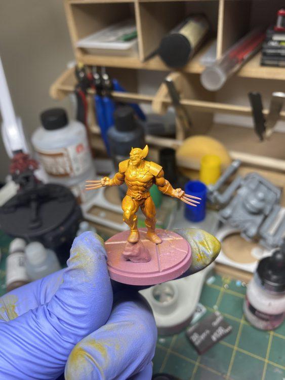 Ryolnir's Wolverine Inked