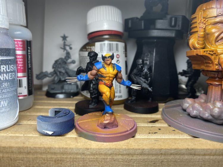 Ryolnir's Splotchy Wolverine