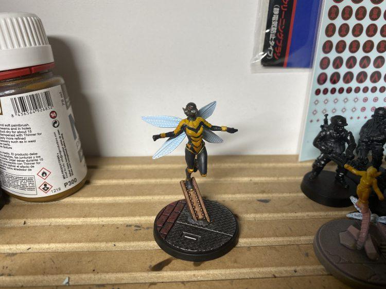 Ryolnir's Wasp