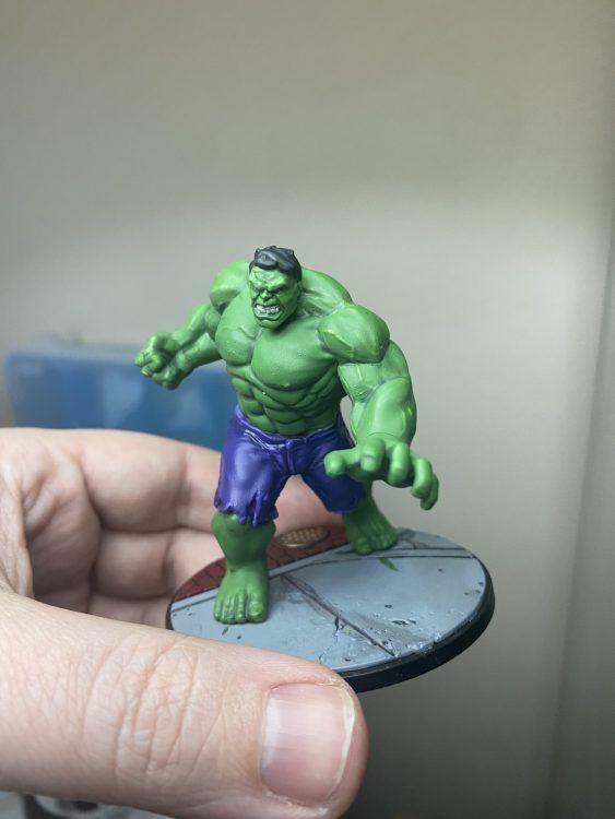 Ryolnir's Hulk Front