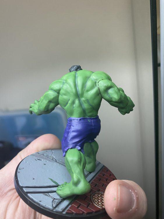 Ryolnir's Hulk Back