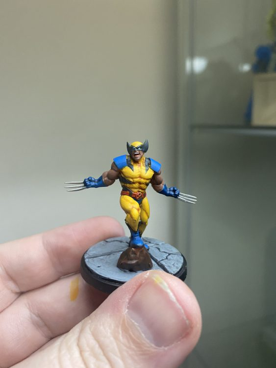 Ryolnir's Wolverine Final