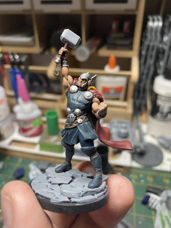 Ryolnir's Thor