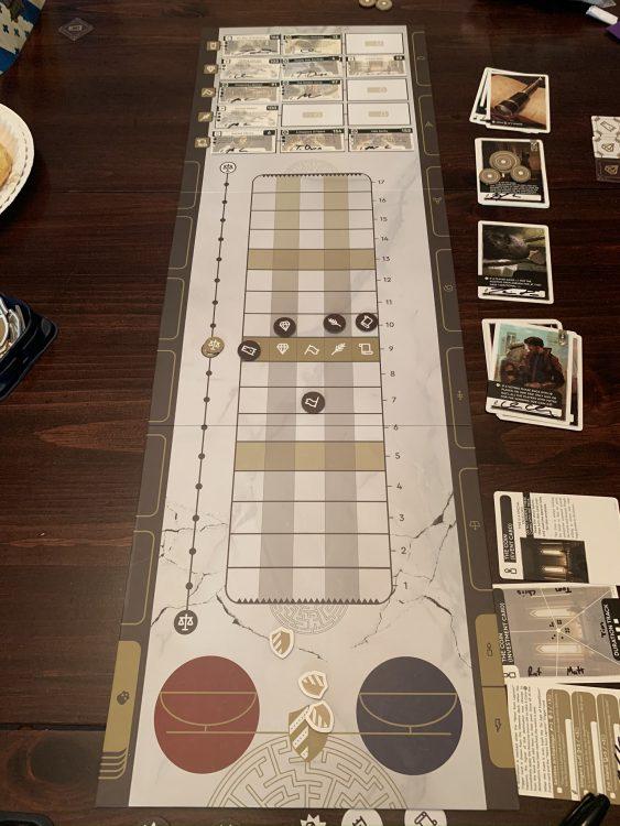 King's Dilemma Board