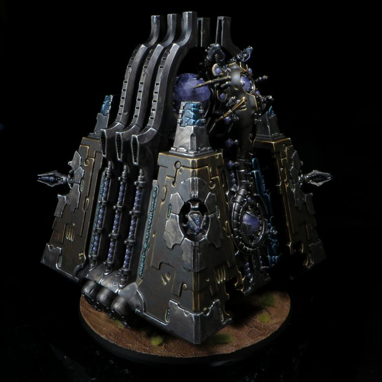 Monolith with Death Rays. Credit: Rockfish
