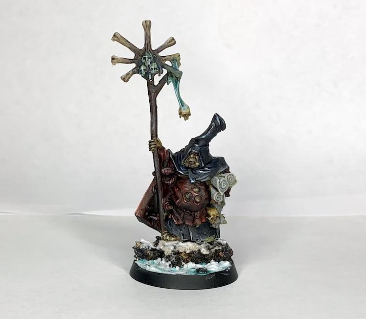 Rotbringer Sorcerer