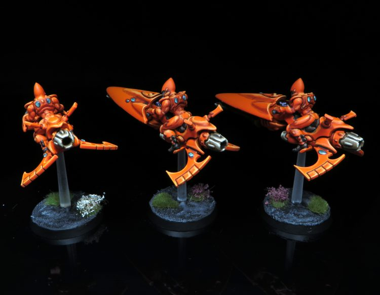 Windriders with Shuriken Cannons. Credit: Rockfish