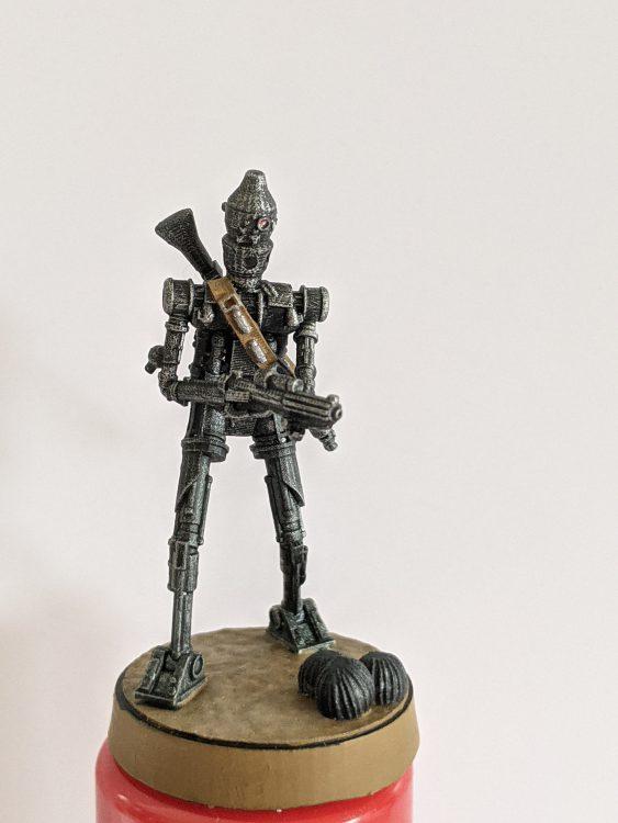 IG-11 Bounty Hunter Droid