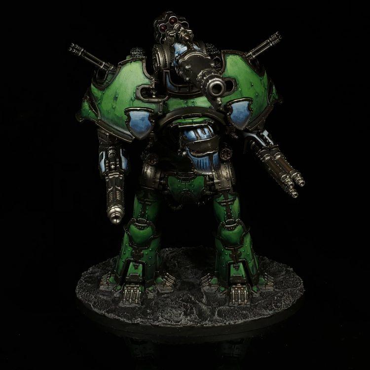 Warbringer Nemesis Titan. Credit: Rockfish