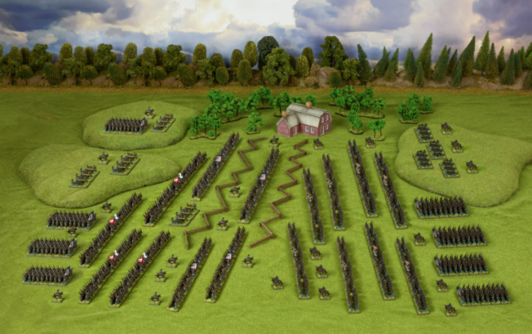 Warlord Games EPIC ACW Starter