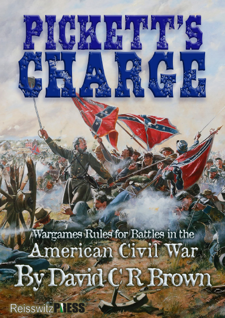 Pickett's Charge Cover