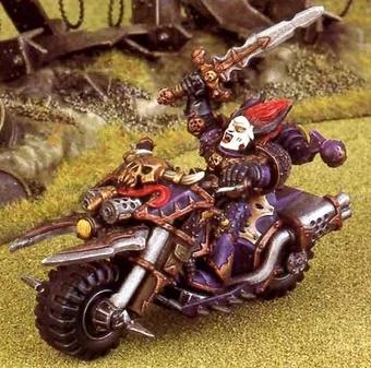 Doomrider, Motorcycle Hero