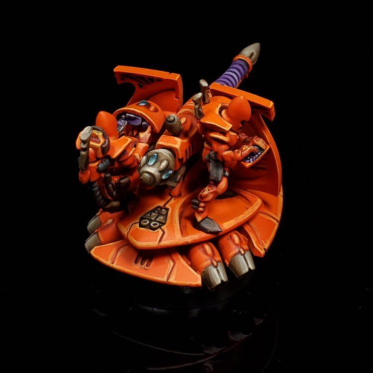 Eldar Support Weapon - Vibro. Credit: Rockfish