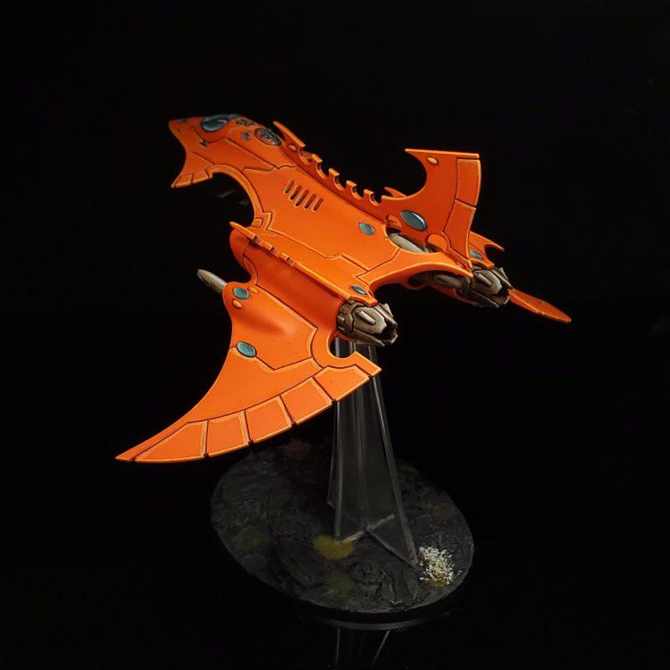 Hemlock Wraithfighter. Credit: Rockfish