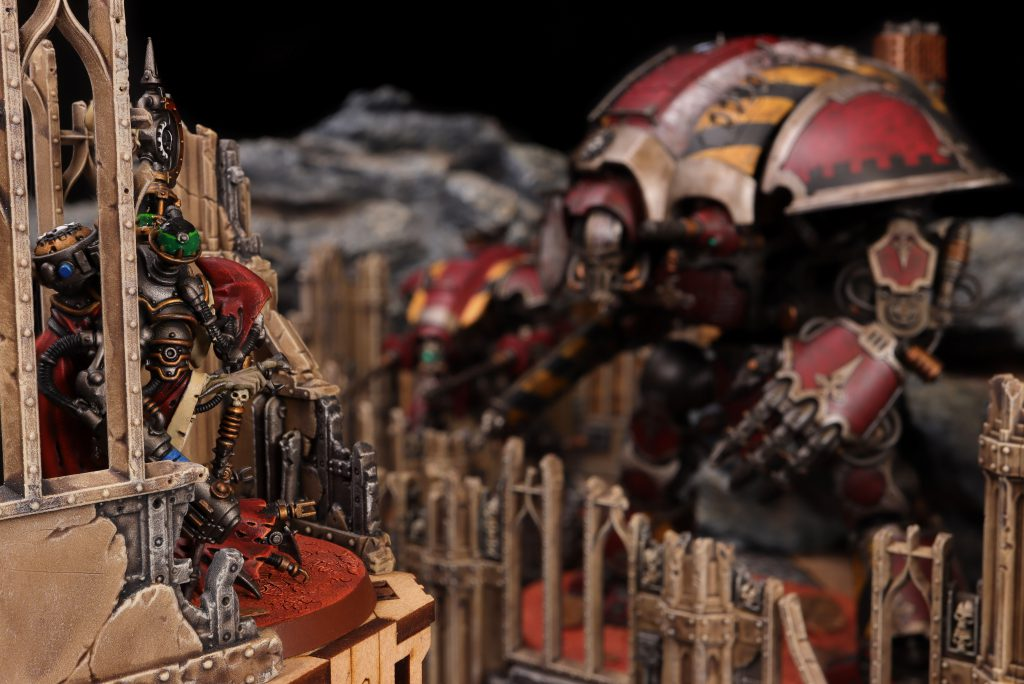 Tech Priest and the Boys