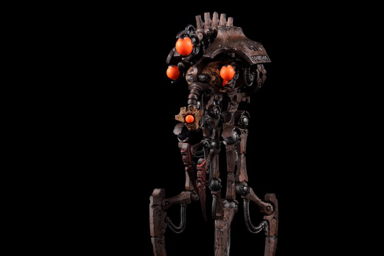 Necron Canoptek Reanimator