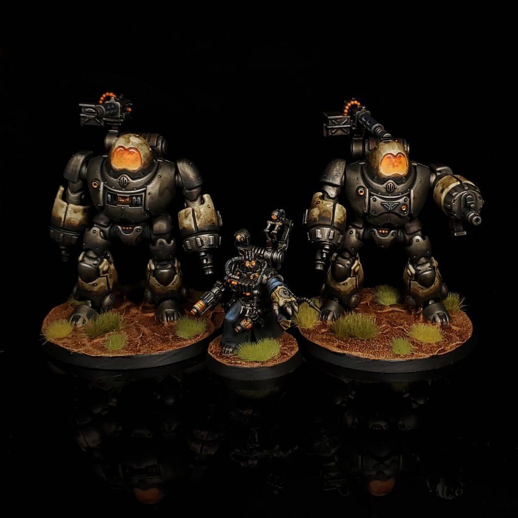 Kastelan Robots with Cybernetica Datasmith. Credit: Rockfish