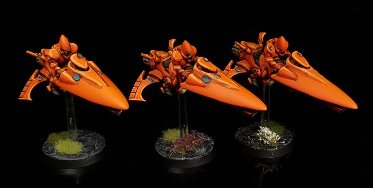 Windriders with Scatter Lasers. Credit: Rockfish