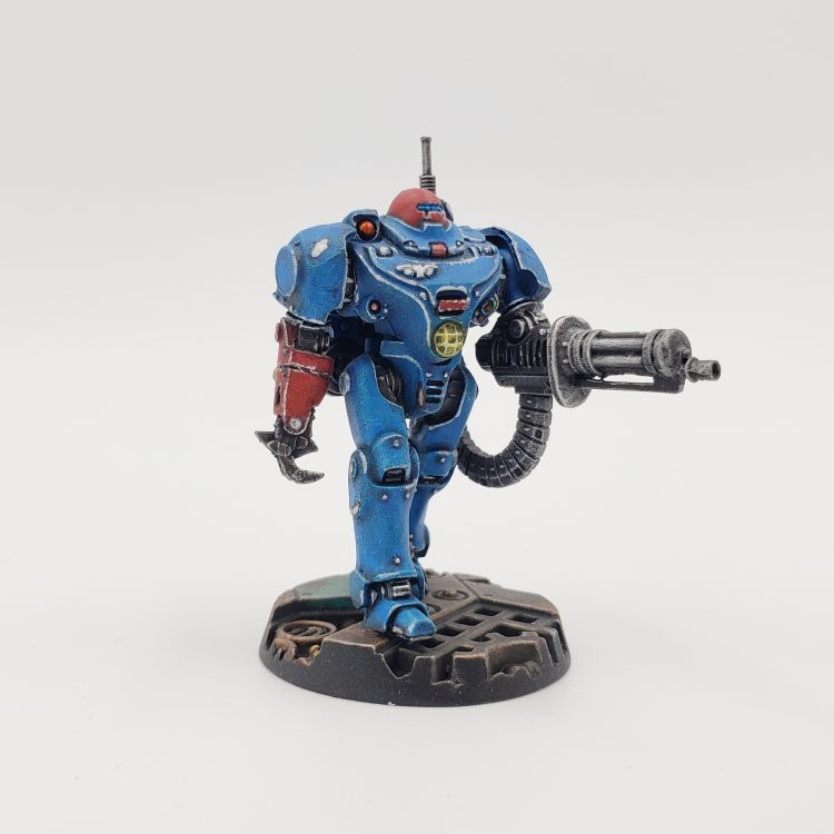 Necromunda Iron Automata