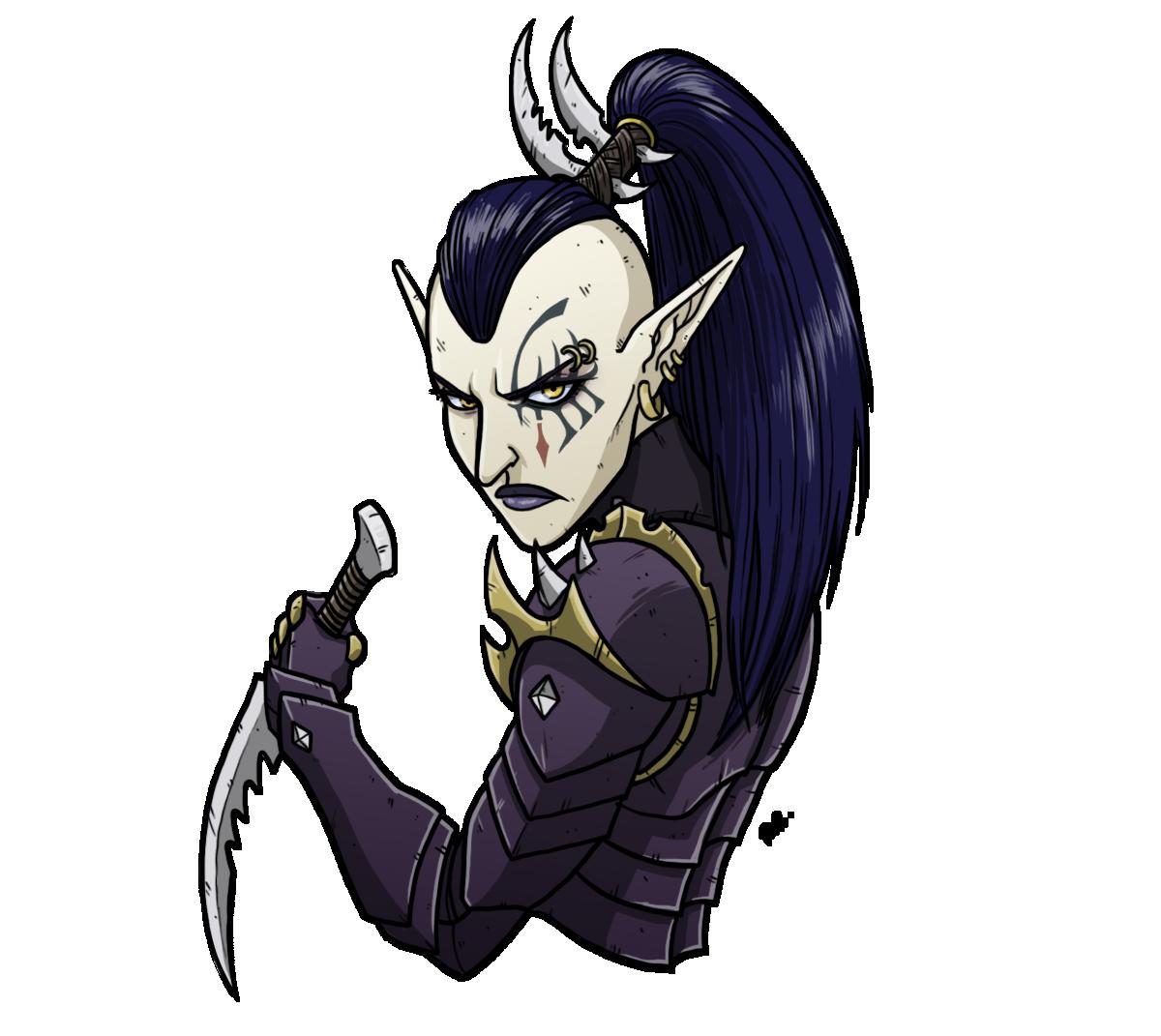 Keys to the Spire, Part 2: Talking Drukhari with Archon Skari