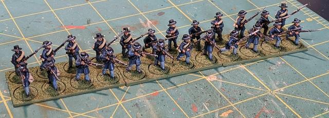 Iron Brigade in 15mm