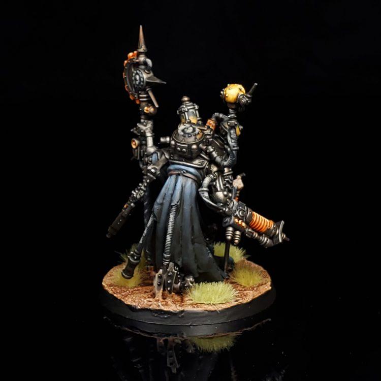 Tech-Priest Dominus. Credit: Rockfish
