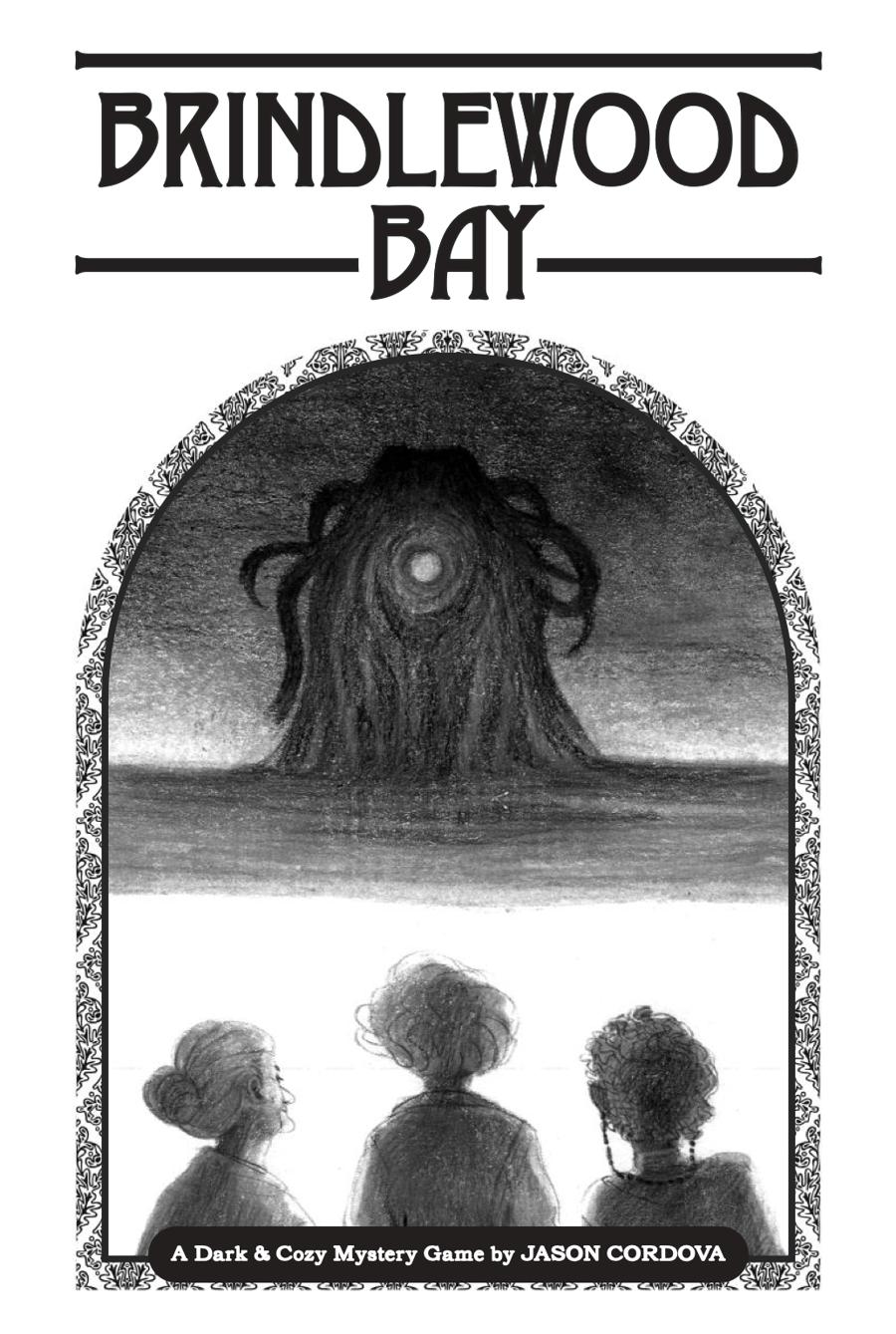 Brindlewood Bay cover art by Cecilia Ferri