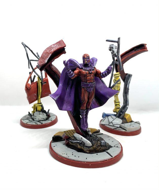 Magneto Marvel Crisis Protocol