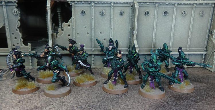 Drukhari Kill Team