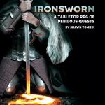 Ironsworn Cover Art