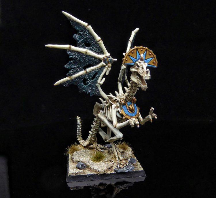 Kings of War Bone Dragon