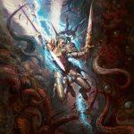 Yndrasta, the Celestial Spear. Credit: Games Workshop