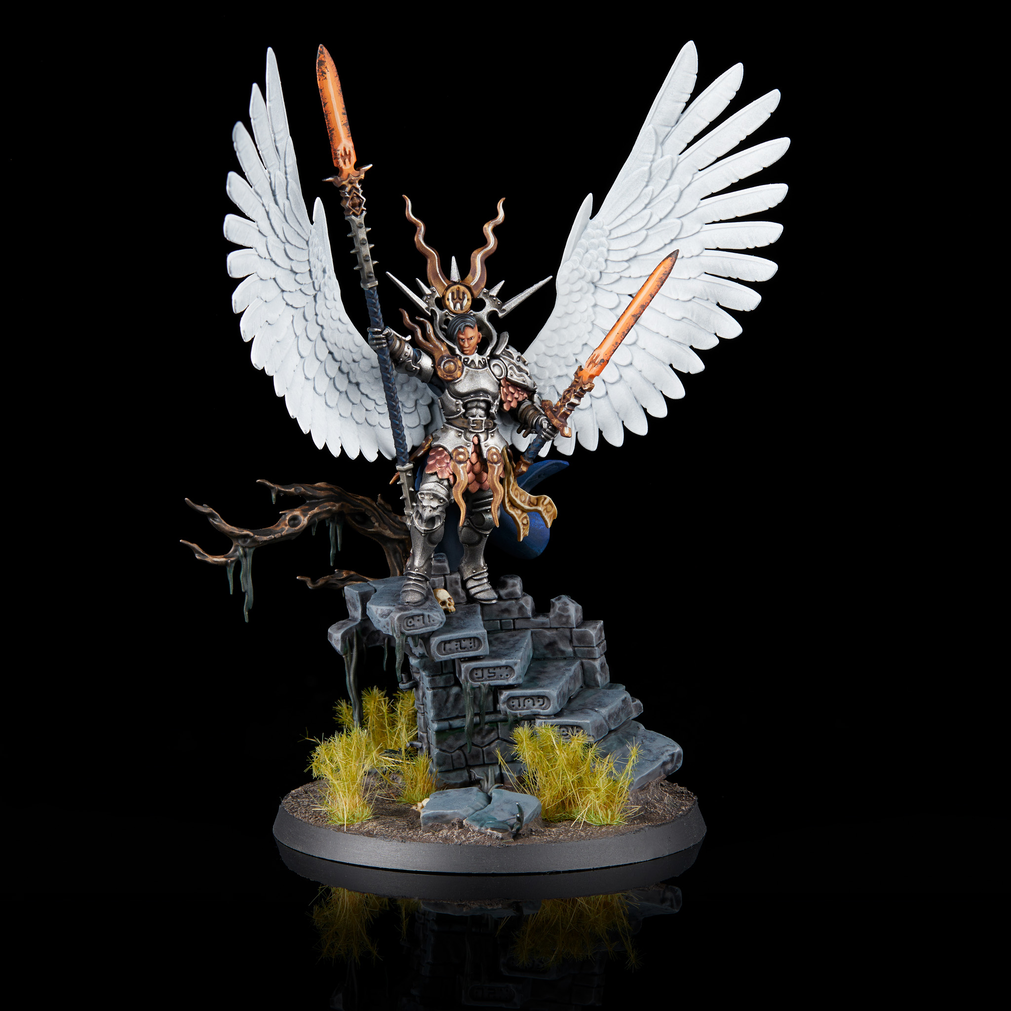 Yndrasta, the Celestial Spear