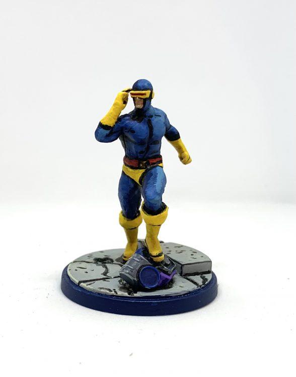 Cyclops Marvel Crisis protocol