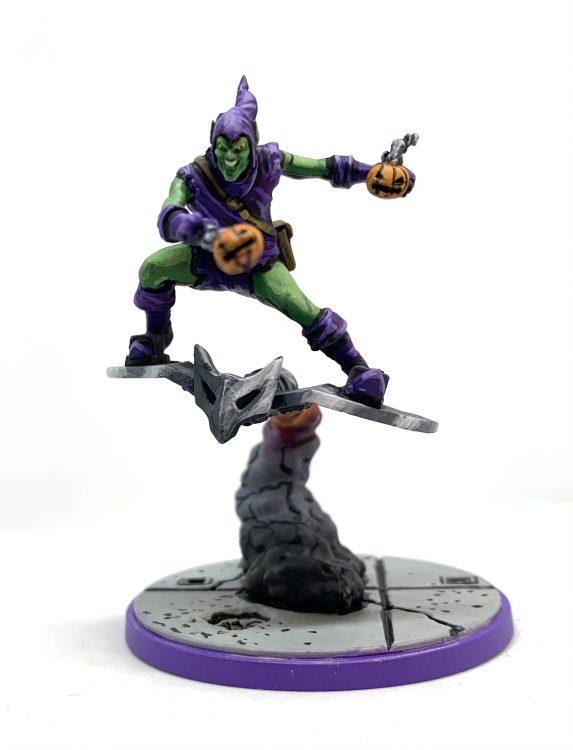 The Green Goblin Marvel Crisis Protocol