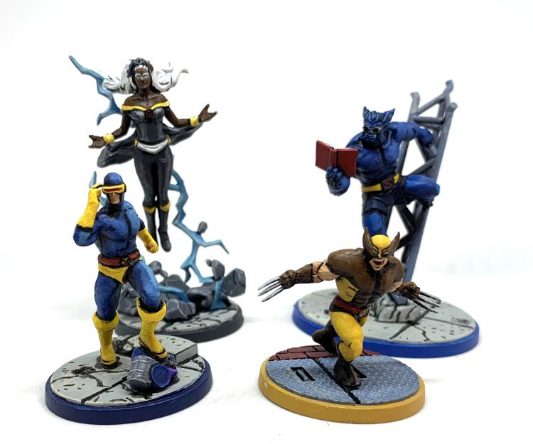 The Uncanny X-Men - Marvel Crisis Protocol